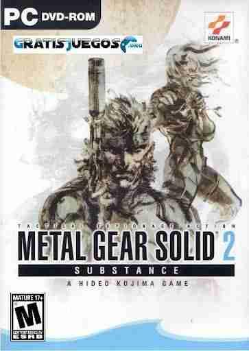 Descargar Metal Gear Solid 2 [MULTI][PCDVD][emauriciogr] por Torrent